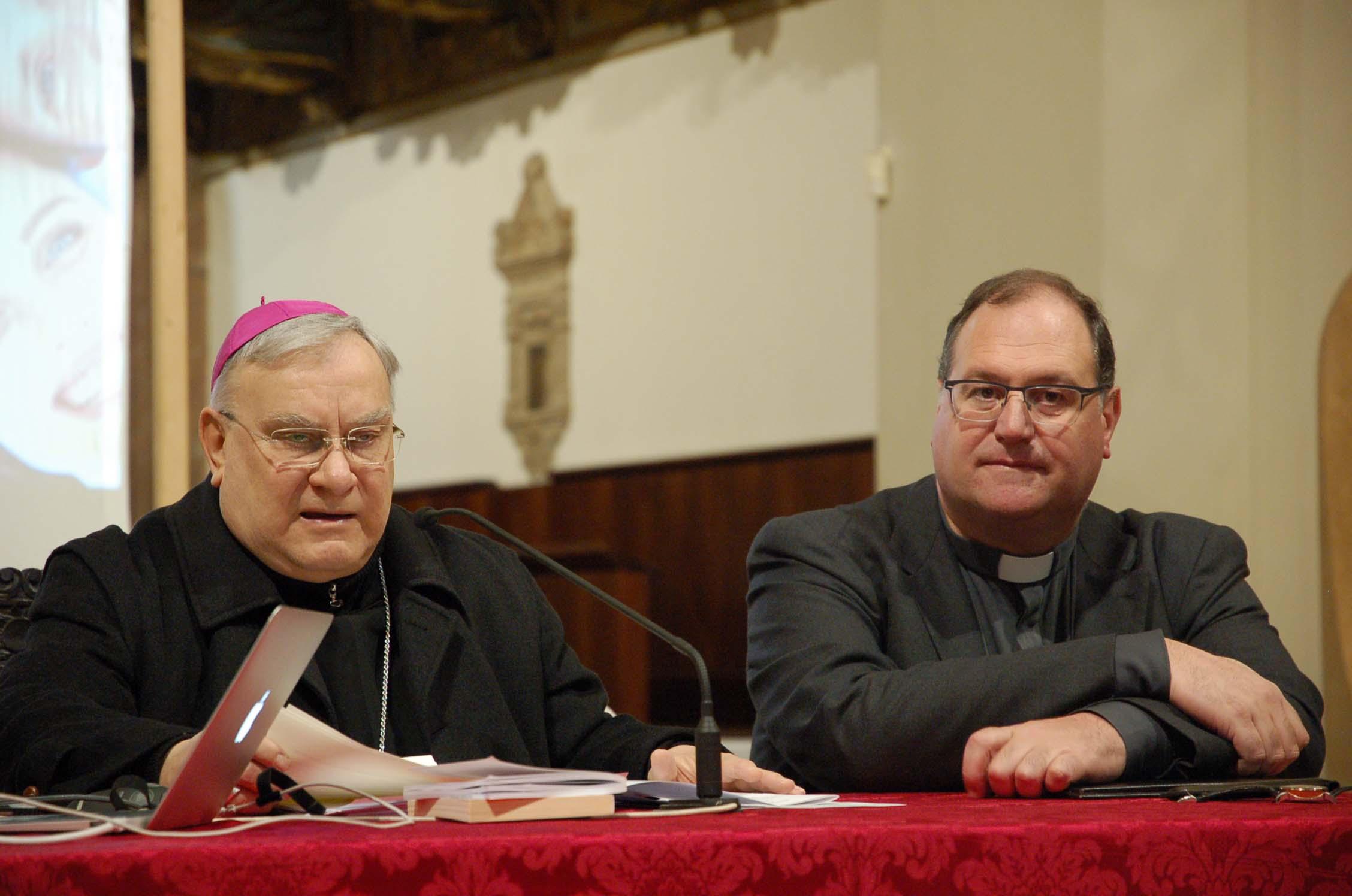 Gli interventi e le foto dell'assemblea ecclesiale diocesana